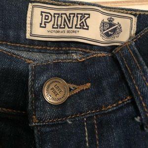 Victoria's Secret Pink Women's Bootcut Jeans Sz 4S